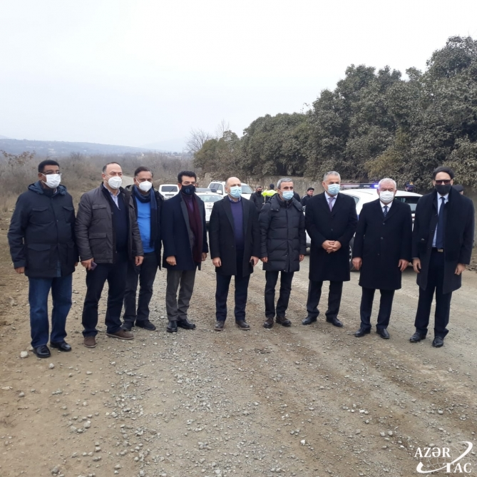 ICESCO delegation visits Azerbaijan's liberated territories