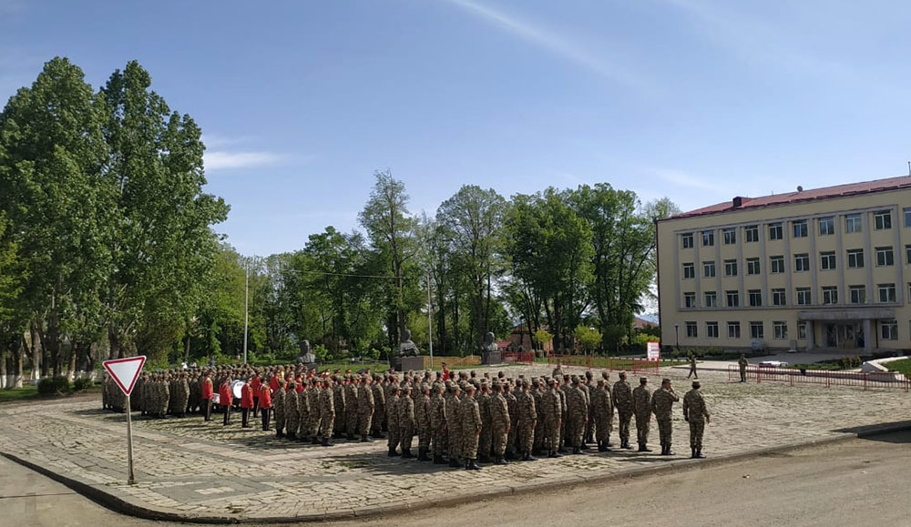 76th anniversary of Victory in World War II marked in Shusha